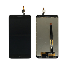 Mobile Phone Lcd Display with Touch Screen for Alcatel One Touch Pixi 5.5 Digitizer Complete Black