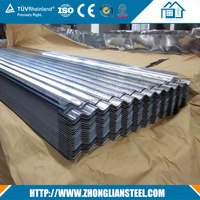 Sierra leone 24 gauge lamina metal corrugated galvanized roofing sheet