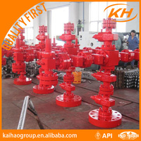 api 6a wellhead equipment and christmas tree