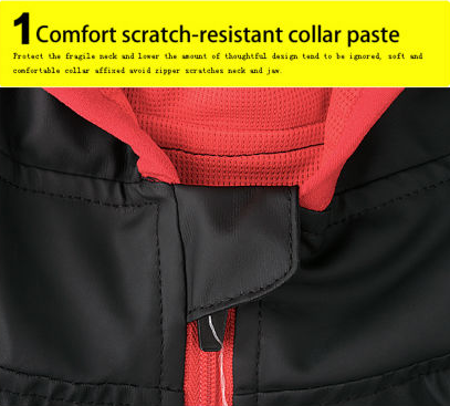 INBIKE Cycling Thermal Waterproof Men Jacket Reflective Vest Windbreak Winter sets