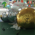 Giant Inflatable Silver Ball , Gold Large Balls for Party Decoration