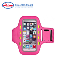 Factory Price Neoprene Running LED Armband / Sports Armband for sale