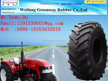 Hot sale Agriculture Tractor tire 15-24 15.5-38 used for agricultural machinery chinese tire brands