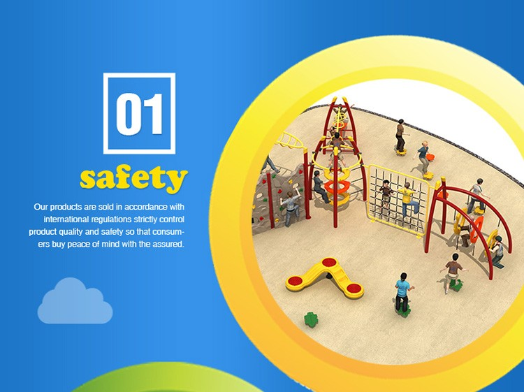 China Factory Price Children Outdoor Physical training Climbing Structure for Parks, kids climbing toys