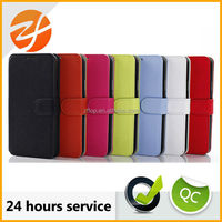Fancy Cell Phone Accessory Case For Samsung Galaxy S5,For Samsung S5 Leather Case