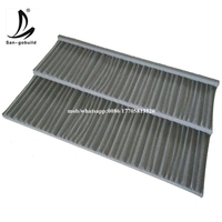 Zinc aluminium roofing sheet/ galvalume steel coil / stone coated roof tile price per kg