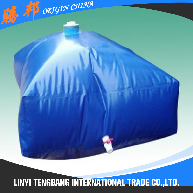 collapsible flexible water tank 5000liter size
