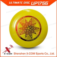 X-COM China Alibaba Professional Ultimate Disc Factory 10th Aniversary Ultimate Discs Promotion Adults Sport Toys