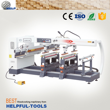 Helpful Brand Shandong Weihai hinge machine HC73223 door hinge machine Furniture making machine