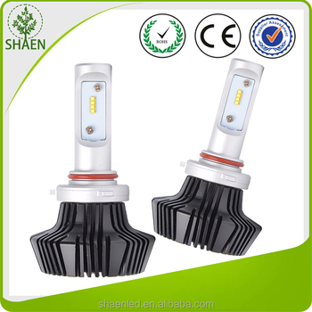 Super Bright G7 Led Headlight 8000lm 25W H7 H8 H11 Auto LED Headlight