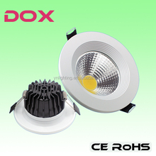 COB ceiling light 4000k led round surface downlight 15w 18w downlight led