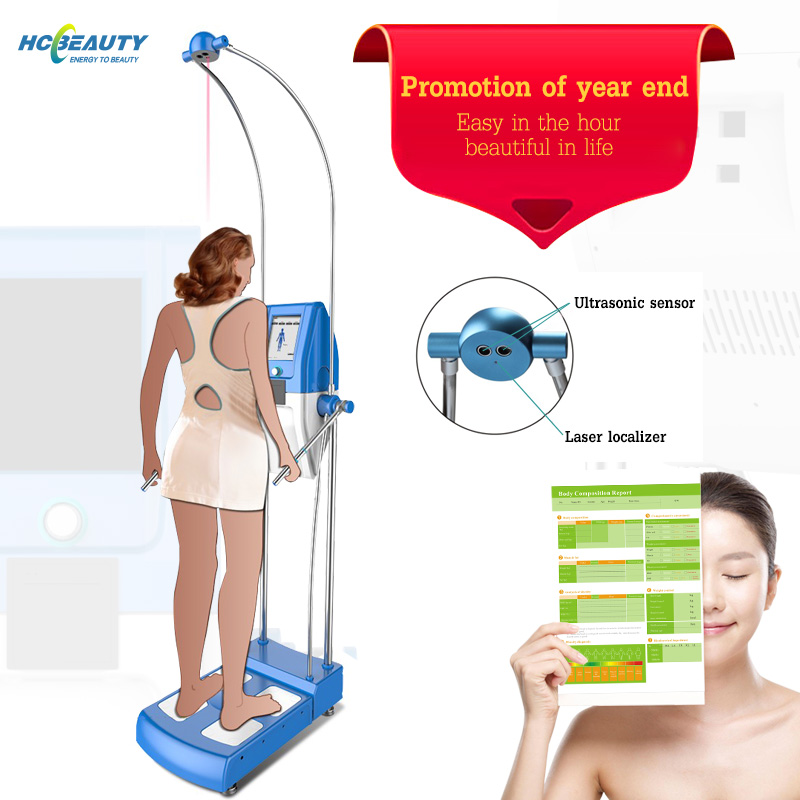 Popular human body composition bca machine (body composition)