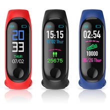 2019 Fashion M3 Android <strong>Smart</strong> <strong>Watch</strong> Band For Fitness Tracker Sport <strong>Smart</strong> Bracelet USB Health <strong>Watches</strong>