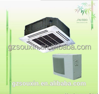 48000BTU 5P 4TON R410a without outdoor unit best price ceiling cassette air conditioner