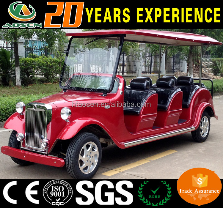 Classic outstanding appearance 4 wheel electric club car golf car for sale