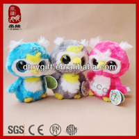 Hot sale baby toy big eyes bird stuffed animal plush owl