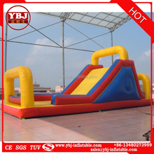 Popular commercia giant inflatable slide for sale