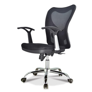 D02 Office chair manufacturer foshan headrest executive boss office chairs with chrome base