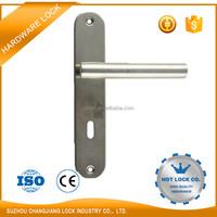 Security Stainless Steel Lock body Inside The Door Handle