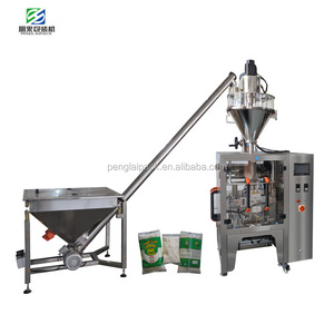 Guangzhou Automatic 1kg Flour Spices Milk Powder Bag Filling Packing Packaging Machine