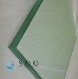 China suppliers 44.2 55.2 66.3 88.4 toughened laminated security glass panels