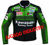 Cheap Price kawasaki motorcycle leather jacket