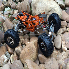 KYX 1/10th 4wd electric rc car, brushed rc models in radio control toys,rc racing for wraith