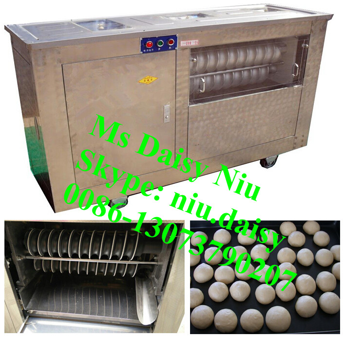 commerical dough divider rounder/dough ball divider rounder/pizza dough rounder machine