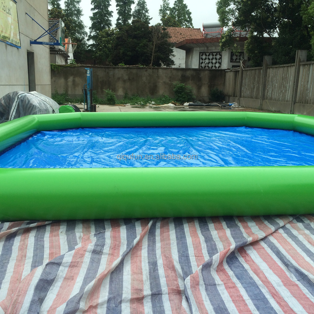 Best sell 2015 Ocean Style Giant Inflatable Pool