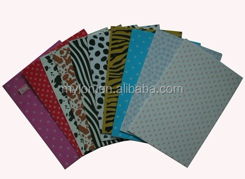 colorful bright eva sheet price in China manufacturer