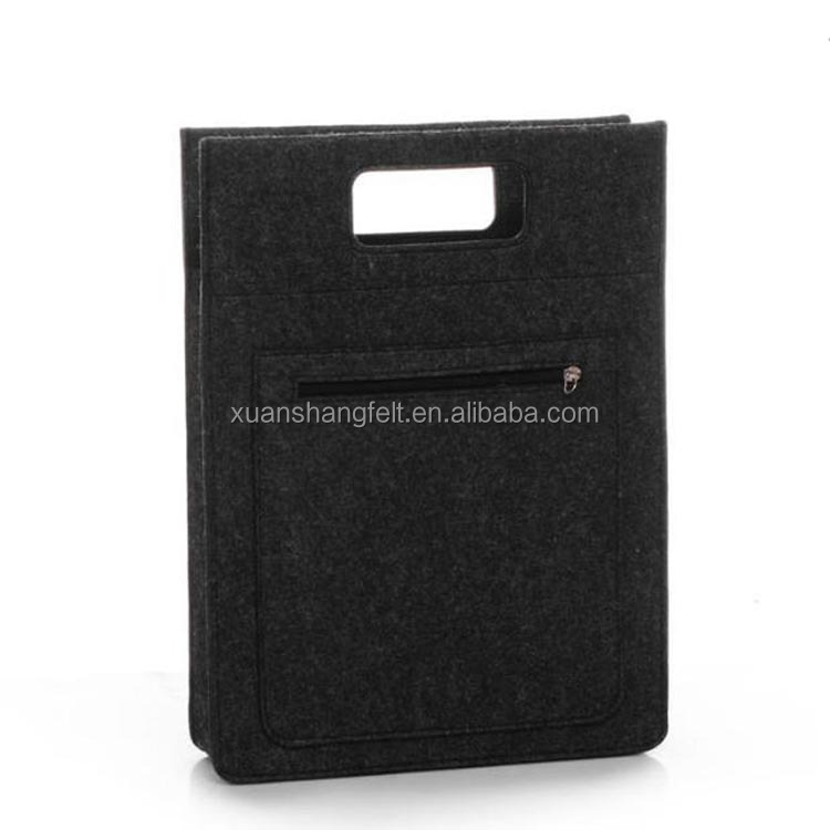 Felt a2 tote document bag folder made in china alibaba