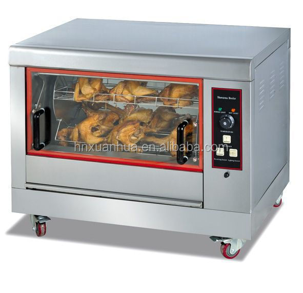 Electric Convection Oven / Chicken Rotisserie Oven with Electric