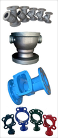 OEM casting ductile and cast iron foundry with good quality