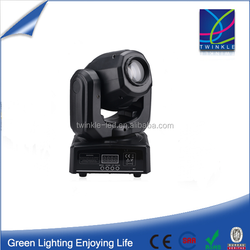 LED 10W spots Light DMX Stage Spot Moving 9 11 channels 7 color Mini led moving head