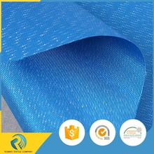 China supplier jacquard 100% polyester oxford cloth 600d waterproof oxford fabric
