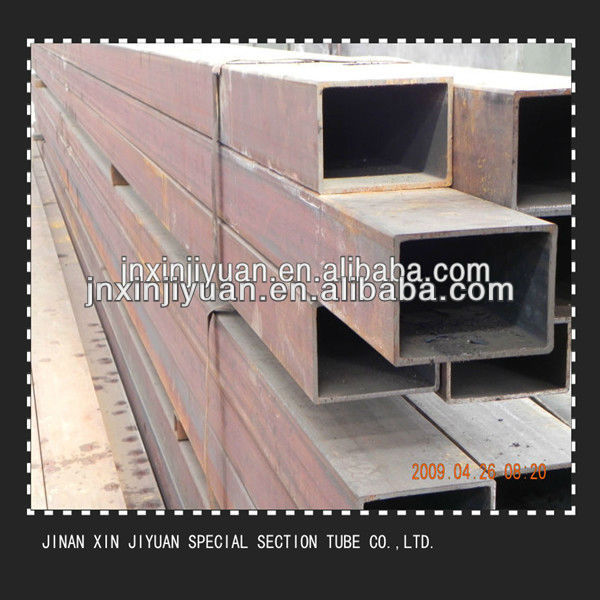 200*200*16 Welded Steel Square Pipe/STK 490 JIS G 3466