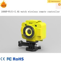 Anti-drop 1080p 30meters waterproof wifi app sport cams