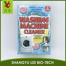 Amazing washing machine cleaner on sale