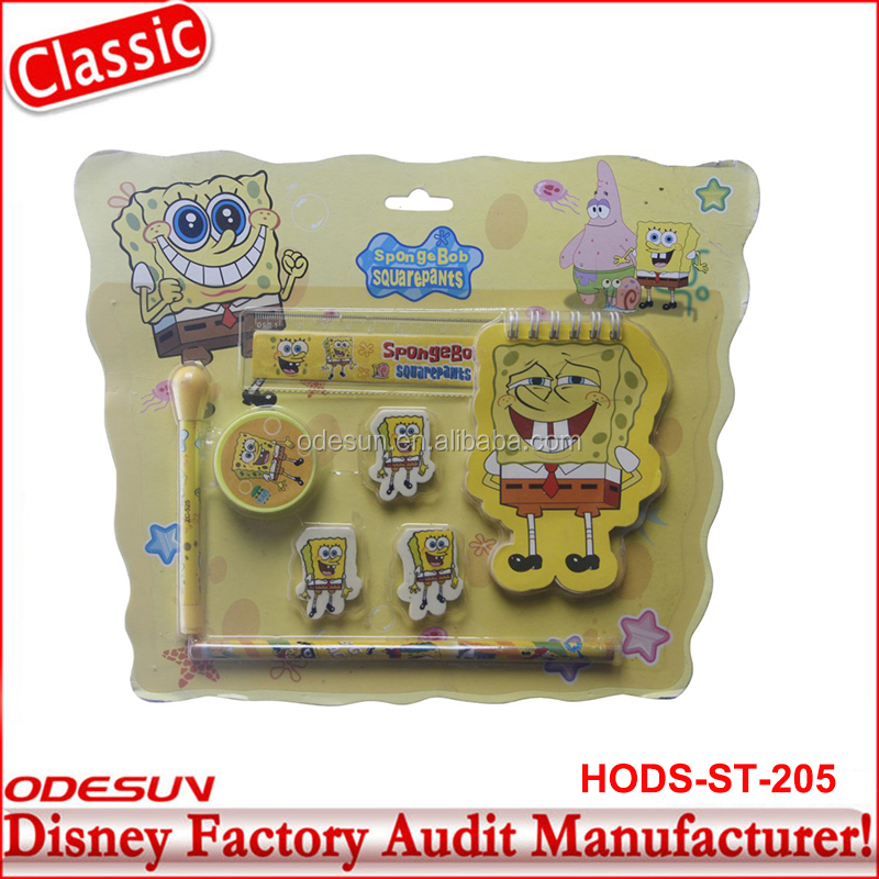 BSCI Factory Audit Manufacturer kids school stationery for gift 15120038