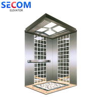 630kg 8 Person VVVF Elevator Factory