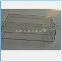 147*100*38mm Cheap transparent plastic packaging box for iphone case with hanger
