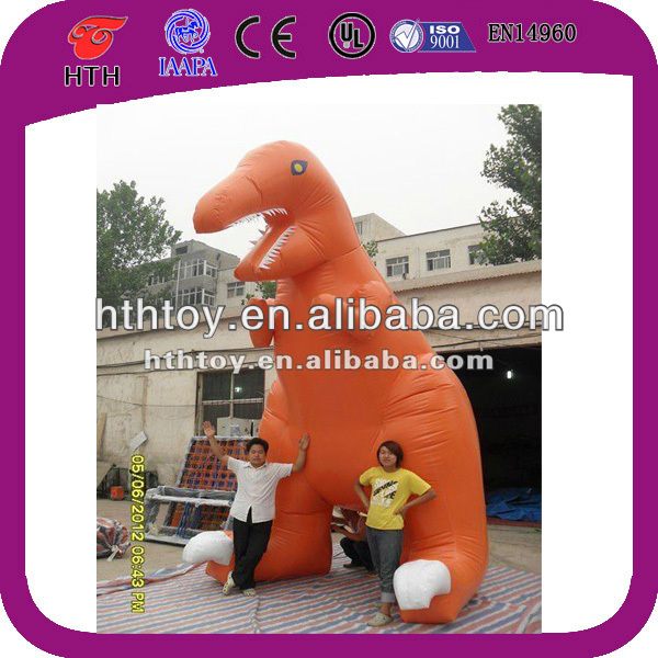 newest inflatable dinosaur cartoon