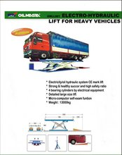 Heavy Vehicles Car Lift