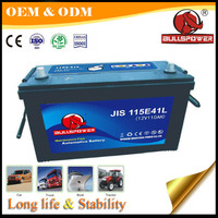 vehicle battery positive plate 12v 120ah battery for toyota prius