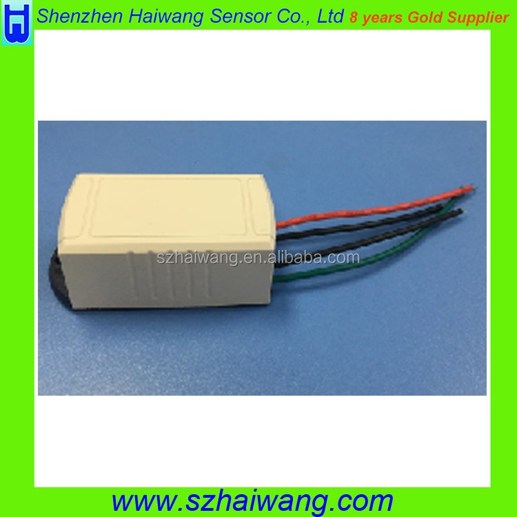 220V automatic microwave motion sensor switch for led light HW-MC202