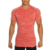 Cheap Gym Wear Cool Mens Red Seamless Muscle T shirt T shirts