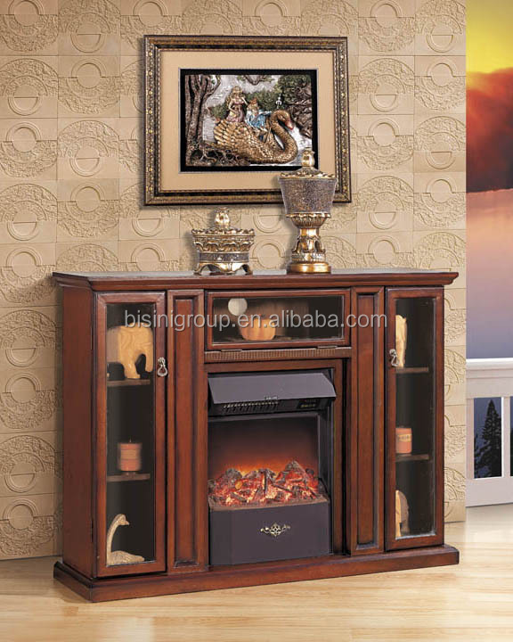Bisini Antique Style Fake Fire Decorative Electric Fireplace Bf09 42081 Buy Electric