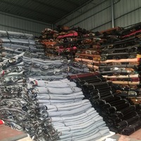 Chinese Factory Stock Lot Wholesale Good Price Artificial Leather Scrap