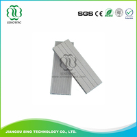 High Quality Crack-resistant water-resistant wpc decking manufacture