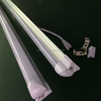 36w 44w Industry Leading Manufacturer High Quality T8 8ft LED Tube Light Fixture